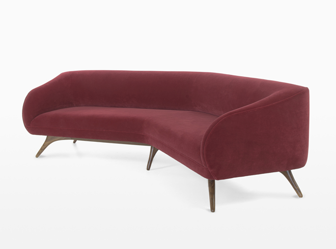 Fifth Avenue Angled Sofa