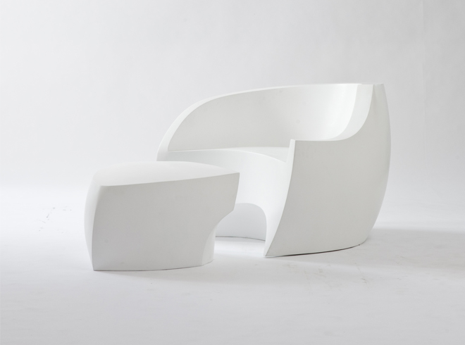 Ralph Pucci Exclusive - Fiberglass Chair