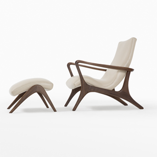 Incroyable Contour Low Back Lounge Chair
