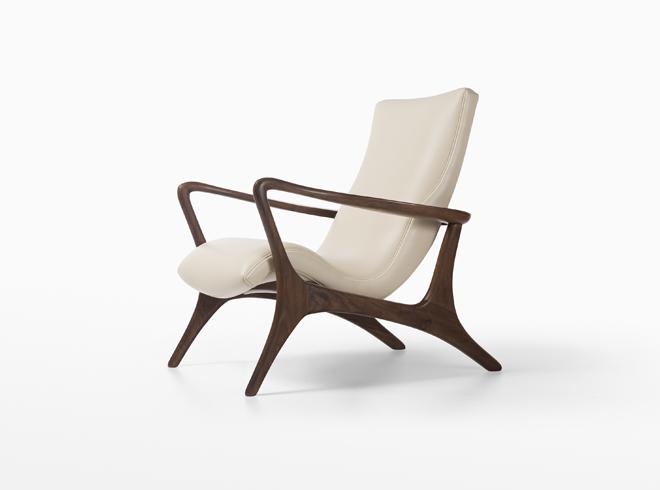 Contour Low Back Lounge Chair